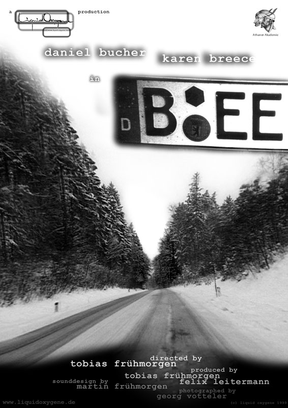 bee Plakat